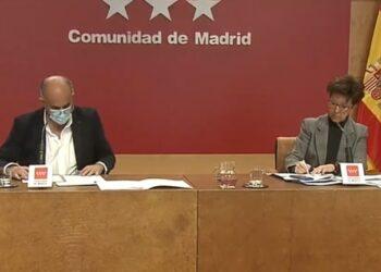 IU Madrid califica de improvisación y dejadez las medidas anunciadas por la consejería de sanidad frente a COVID-19