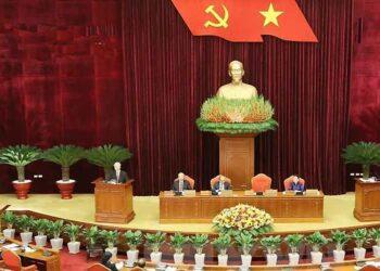 Comienza XIII Congreso del Partido Comunista de Vietnam