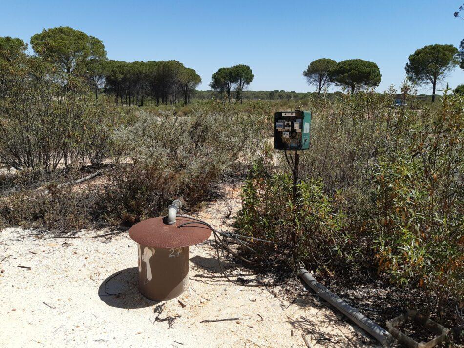 El Gobierno entrega a la comunidad de regantes el Fresno Guadalquivir la concesión de riego que permitirá el cierre de 170 pozos en el entorno de Doñana