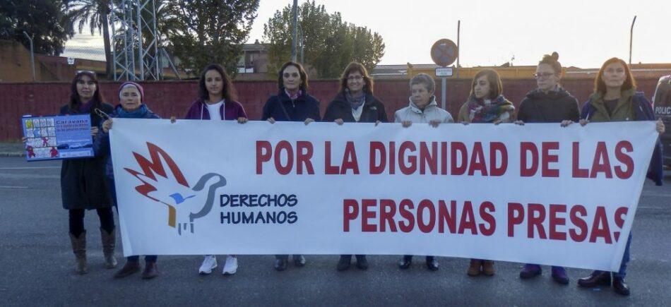 APDHA denuncia la falta de calefacción en la prisión de Puerto II y en el Centro de Inserción Social de Córdoba