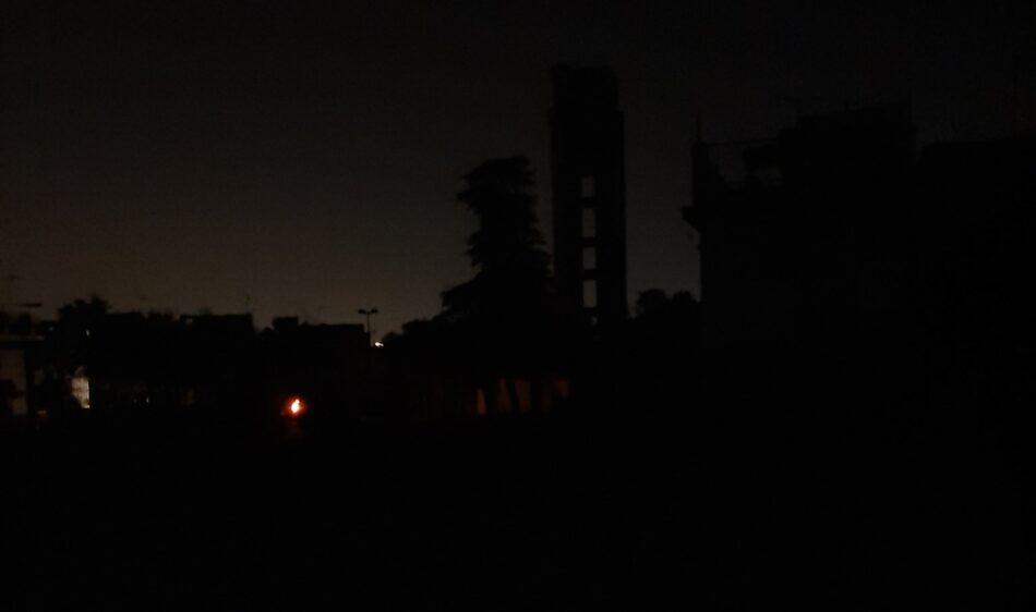 Adelante Andalucía denuncia los continuos cortes de luz en Sevilla