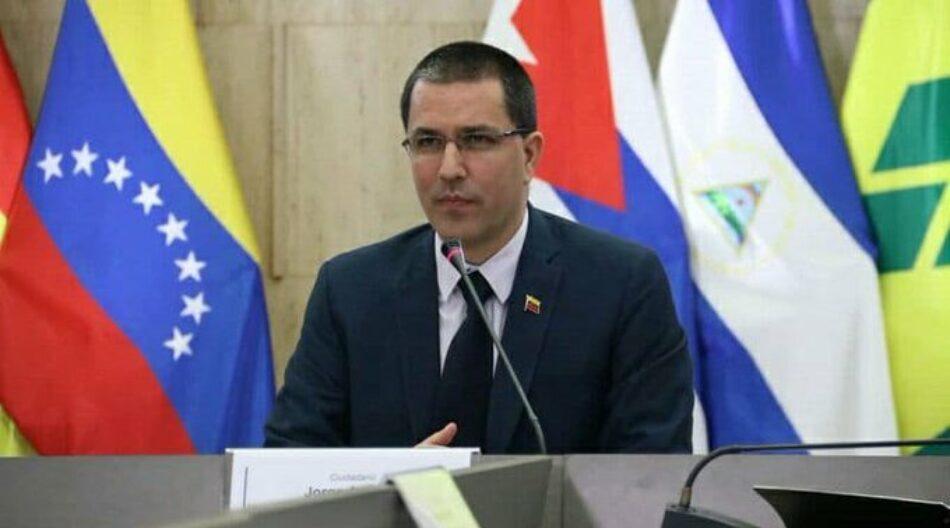 El Gobierno de Venezuela denuncia ante la comunidad internacional nuevas sanciones vinculadas al sector petrolero