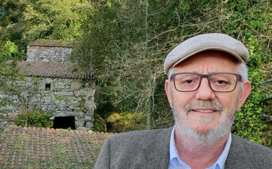 EU lamenta o falecemento de Xosé Manuel Pazos alcalde de Cangas e figura esencial dos procesos de unidade da esquerda en Galicia