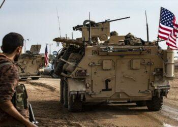 EEUU envía refuerzos militares adicionales a sus bases en Siria