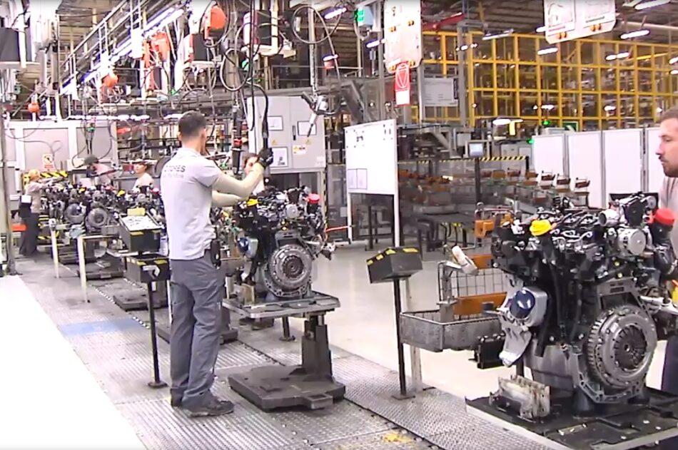CGT califica de «chantaje» el plan que la dirección de Renault España ha expuesto ante la representación de los trabajadores