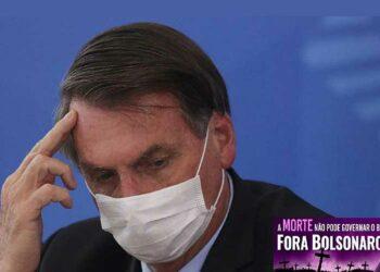 Piden destituir a Bolsonaro para enfrentar crisis sanitaria en Brasil