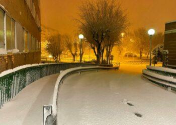 """""""Ir en esquí, triplicando turnos, aislados,..  así viven la nevada histórica el personal sanitario en la Comunidad de Madrid"""""""