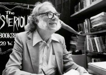 Cinco frases de Isaac Asimov en el 101 aniversario de su nacimiento