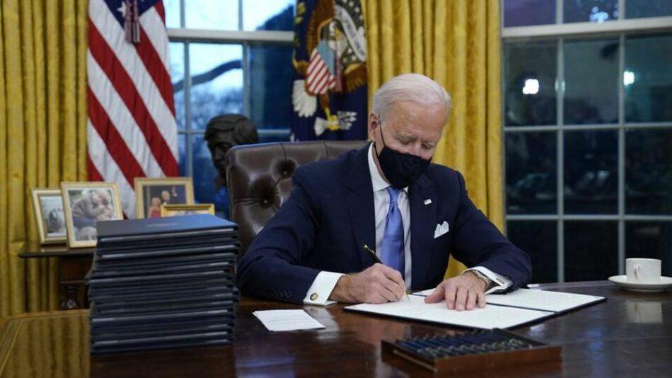 La moción de Académicos y abogados de diferentes países que pide a Biden que anule la decisión de Trump sobre el Sahara Occidental