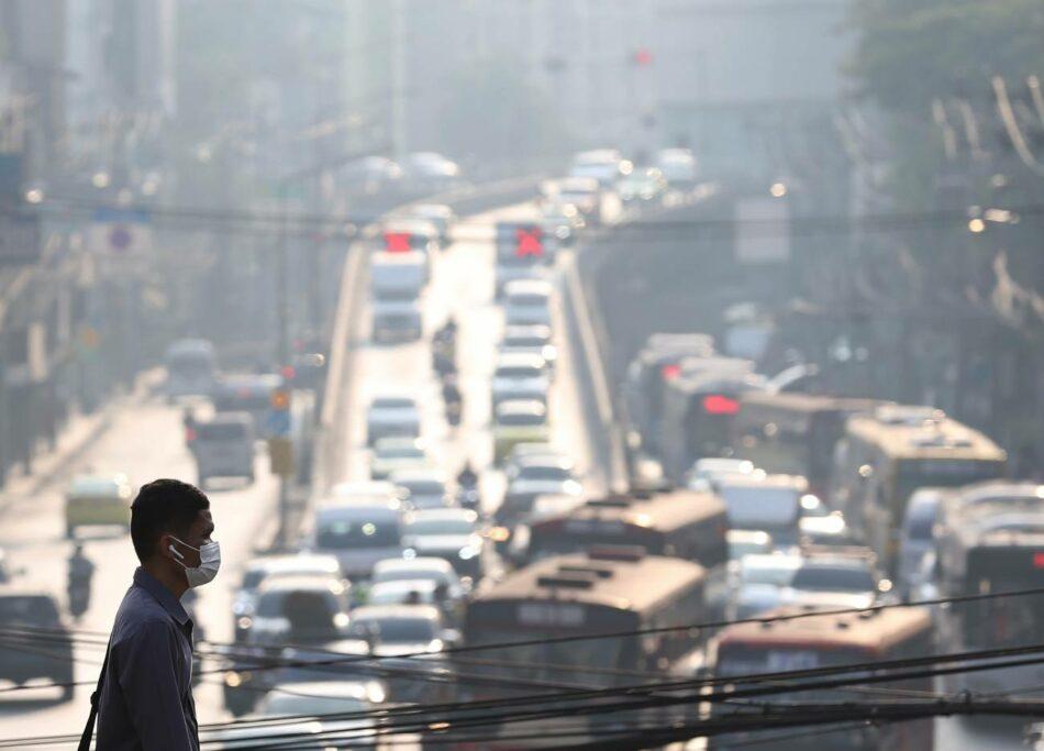 La polución está relacionada con un mayor riesgo de ceguera por degeneración macular