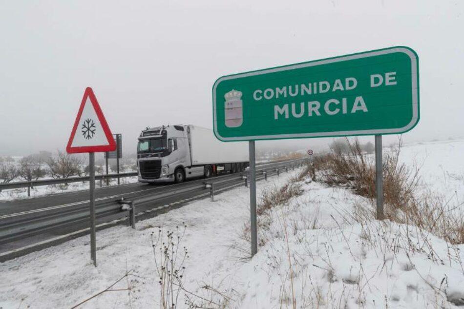 STERM exige que se suspendan las clases ante la ola de frío en la Región de Murcia