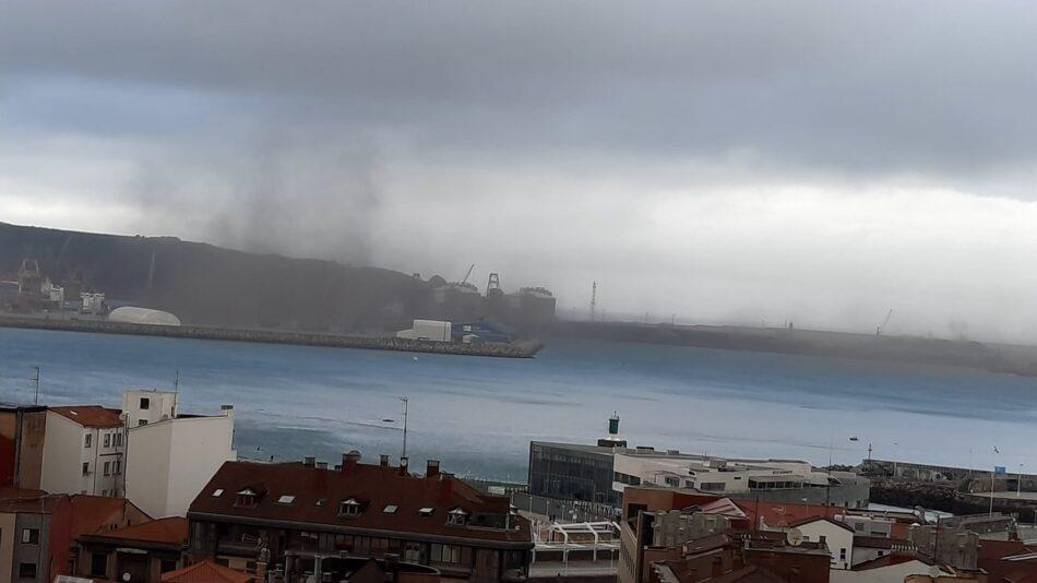 El año 2020 hubo mas contaminación del aire en Gijón