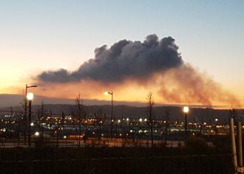 El Gobierno de Asturias le permite a Arcelor seguir contaminando con los sinters