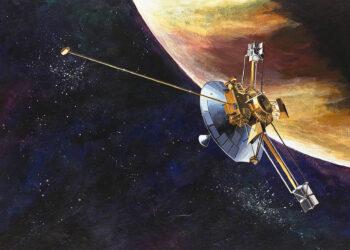 18 años sin noticias de la sonda Pioneer 10