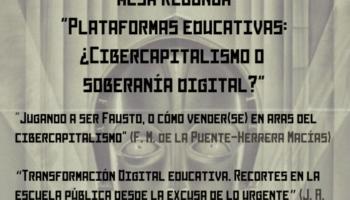 Plataformas educativas: ¿Cibercapitalismo o soberanía digital?