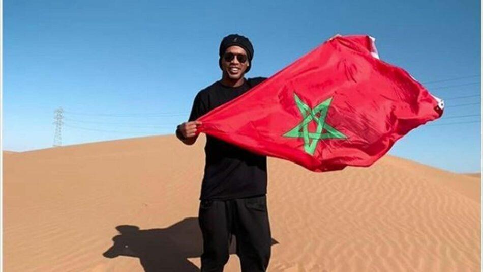 Marruecos utiliza a deportistas y famosos para blanquear la ocupación del Sáhara Occidental
