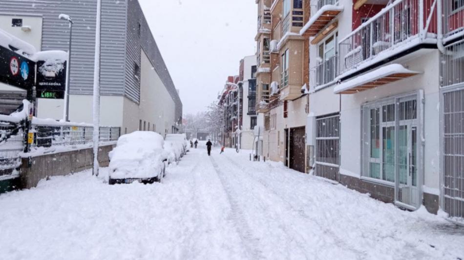 «El cambio climático también incrementará la aparición de intensas borrascas de nieve y olas de frío»