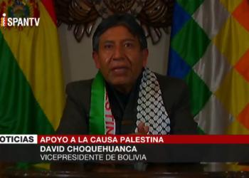 Bolivia pide juzgar a Israel por sus crímenes contra palestinos