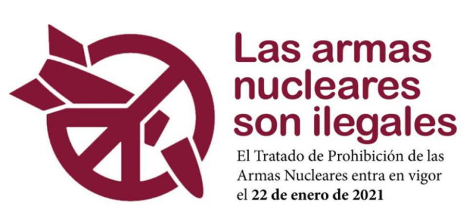 Entra en vigor el Tratado de Prohibición de Armas Nucleares