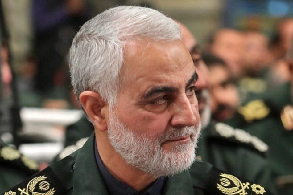 Irán insiste en enjuiciar a los autores del asesinato de Soleimani a un año del atentado promovido por Estados Unidos
