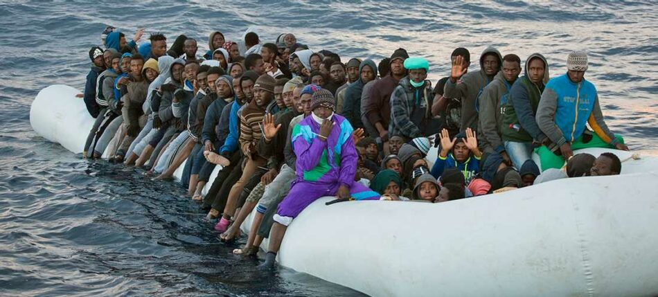 """Sira Rego: """"Al director de Frontex le quedan dos opciones: dimitir, o que lo cesen"""""""