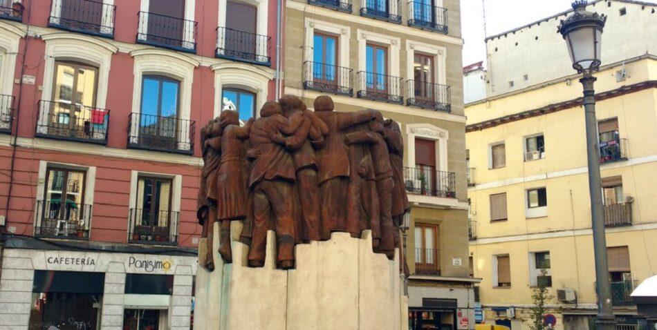 44º Aniversario de los Abogados de Atocha se conmemora sin acto público