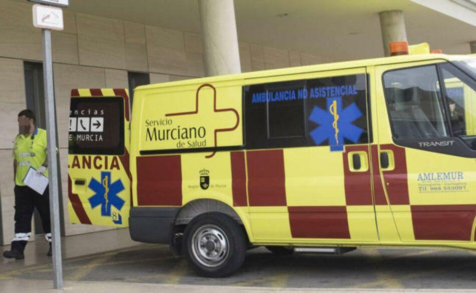 CGT solicita al servicio Murciano de Salud la suspensión de las elecciones sindicales de Ambulancias (ORTHEM)