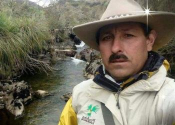 Dolor por el asesinato del ambientalista Gonzalo Cardona Molina en Roncesvalles, Tolima en Colombia