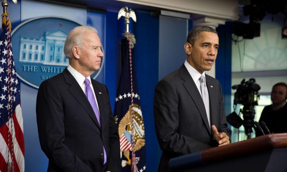 """Venezuela de Obama a Biden: La política de la """"amenaza"""""""