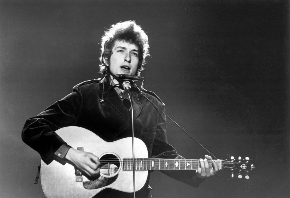 Colección 1970 dedicada a Bob Dylan estará disponible en febrero