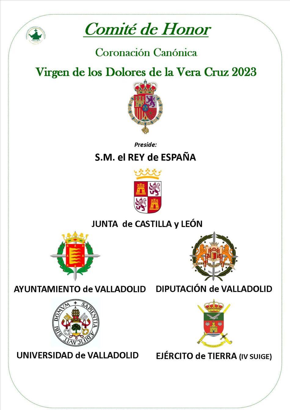 UNI Laica pide al rector de la Universidad de Valladolid que ésta se desmarque de la Coronación Canónica de la Virgen de los Dolores