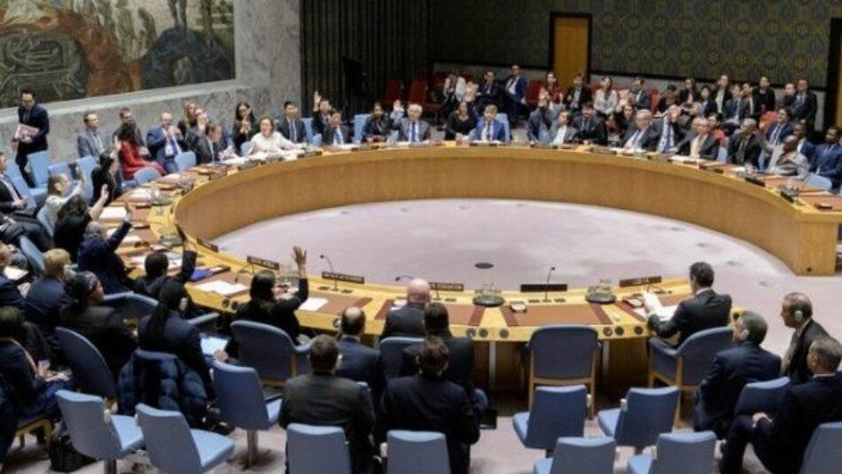 Consejo de Seguridad de la ONU aborda el tema palestino