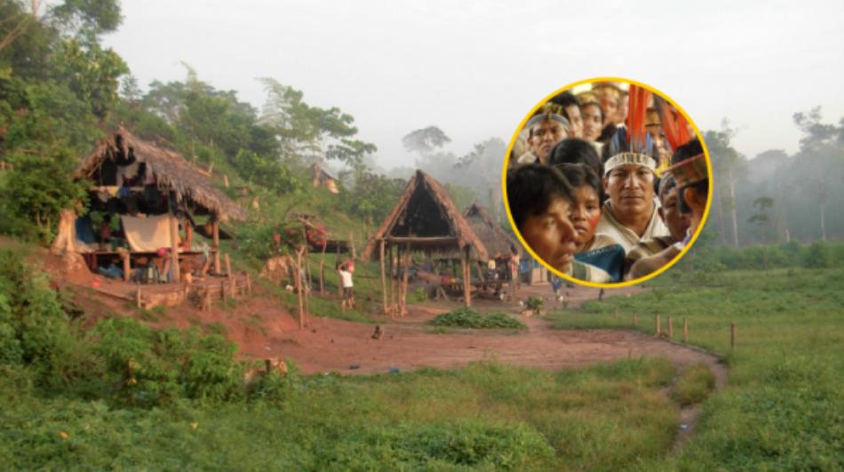 Quince líderes amazónicos están amenazados y sin protección