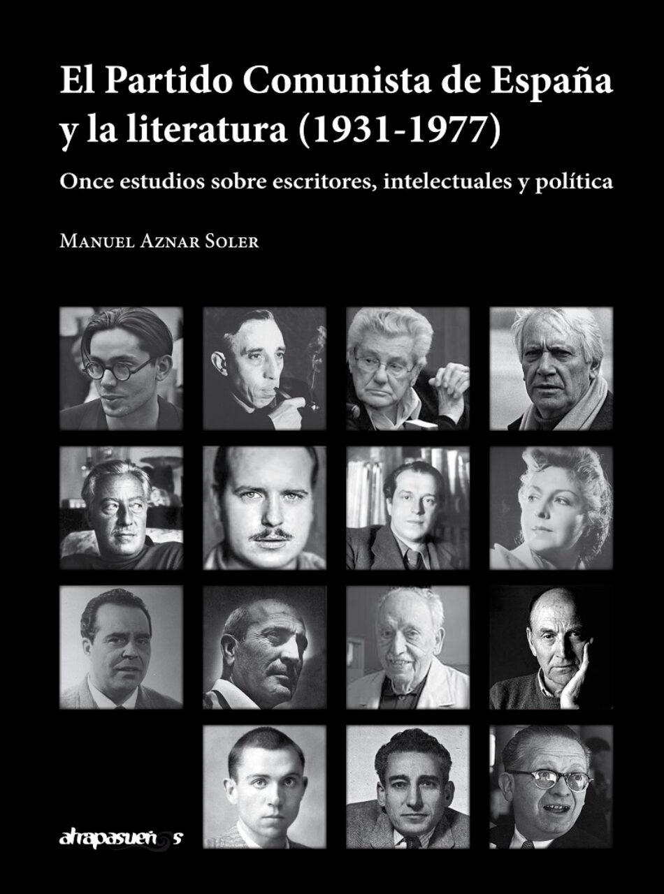 Un libro analiza la relación de la historia del PCE con la literatura