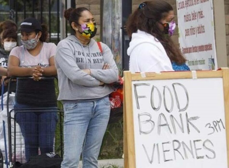 Más de 30 millones de familias en EE.UU. pasan hambre