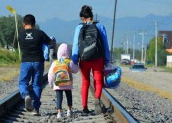 Represión y criminalización de la caravana migrante hondureña
