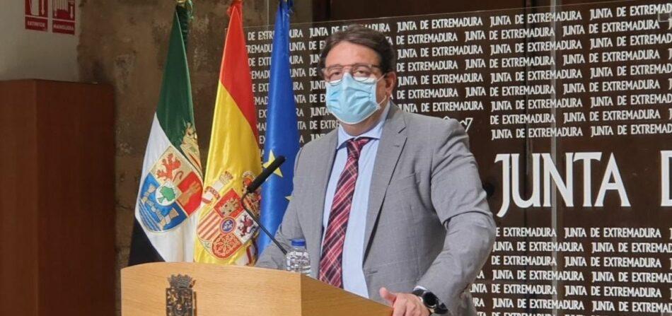 Anticapitalistas Extremadura exige la dimisión de José María Vergeles, vicepresidente segundo y consejero de Sanidad y Servicios Sociales de la Junta