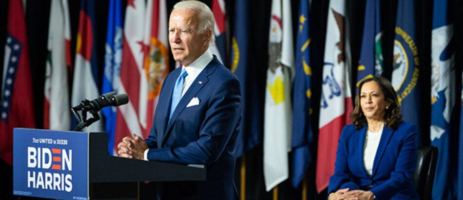 La vuelta de Estados Unidos al Acuerdo de París debe compensar años de inacción y obstaculización climática