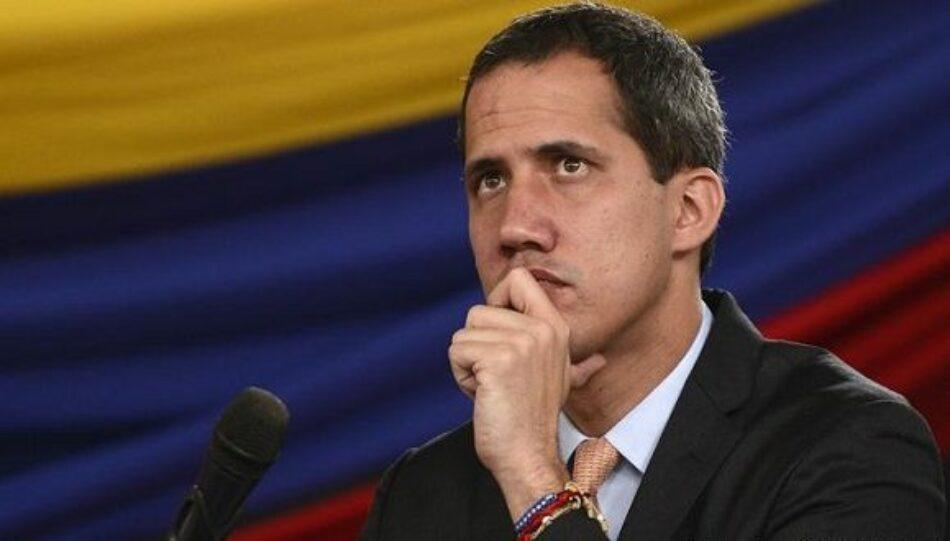 Páginas de Facebook que apoyan a Guaidó están administradas desde EEUU