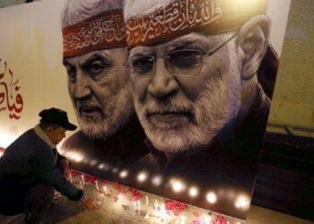 Irán recuerda al general Soleimani en el primer aniversario de su asesinato