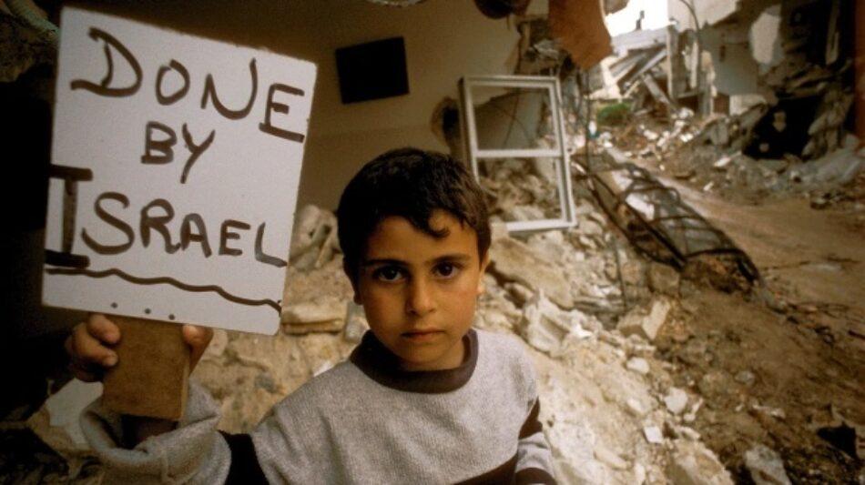 La guerra de Israel contra un cineasta