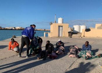 Un naufragio frente a las costas de Libia se cobra 40 vidas