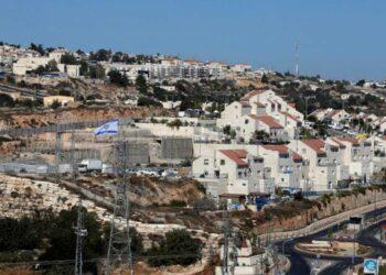 Israel aprueba cientos de casas en colonias ilegales de Cisjordania ocupada antes de la llegada de Biden