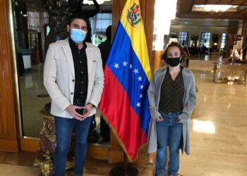 Diputados de Adelante Andalucía se desplazan a Venezuela para participar en la constitución de la Asamblea Nacional