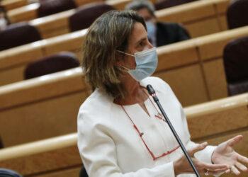 Pregunta a Teresa Ribera en el Senado: «¿Ha recibido ya la Ministra alguna oferta de las grandes compañías energéticas para cuando termine su etapa ministerial?»