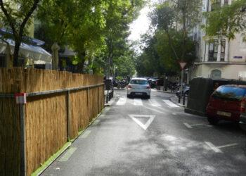 Asociación A PIE y la FRAVM denuncian que el Ayuntamiento de Madrid está concediendo las licencias sin criterio
