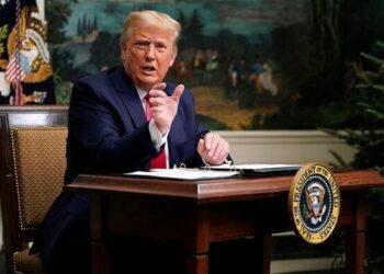 Trump otorga 73 indultos ante su salida de la Casa Blanca