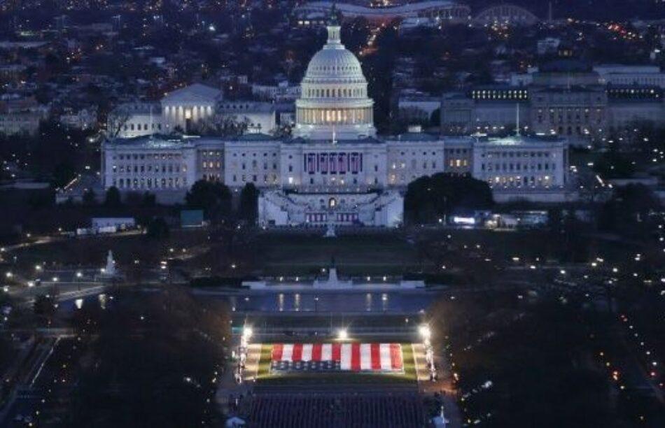 Parapetos, militarización y Covid-19 esperan a Joe Biden en Washington