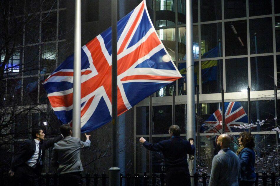 El primer día de Reino Unido tras el Brexit