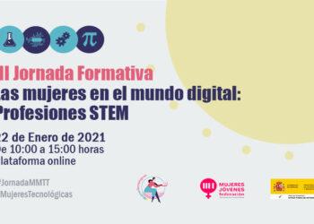 Las mujeres en el mundo digital: Profesiones STEM